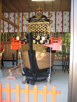 住吉神社in博多神輿